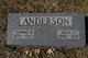 Anna Ethel <I>Moss</I> Anderson