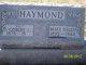 Mary Helen <I>Boots</I> Haymond