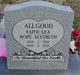 Hope Alyzbeth Allgood