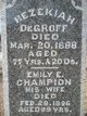 Emily E. <I>Champion</I> DeGroff