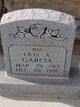 Lilia A Garcia