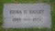Edna H. Bailey