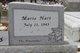 Marie <I>Hart</I> Davis