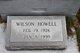 Wilson Howell