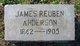 James Reuben Anderson
