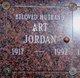 "Arthur C ""Art"" Jordan"
