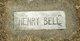 Henry Herbert Bell