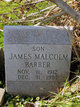 James Malcolm Barber