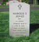 "Profile photo: PFC Harold S. ""Stan"" Jones"
