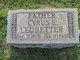 Cyrus E Ledbetter