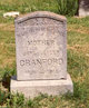 Mary Jane <I>Peck</I> Cranford