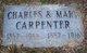 "Profile photo:  Mary Catherine ""Katie"" <I>Holman</I> Carpenter"