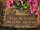 Etta Dean <I>Wharton</I> James