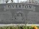 Bettie <I>Campbell</I> Overton