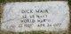 "Dick ""Richard"" Mair"