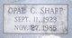 Opal G. Sharp