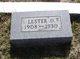 Lester Orvil Hastings