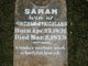 Sarah Arvagina <I>Peeler</I> Strickland