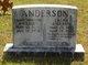 Profile photo:  Emma <I>Morrow</I> Anderson