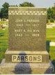 """Mary Adeline """"Polly"""" <I>Watson</I> Parsons"""