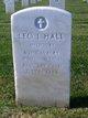Sgt Leo L Hall
