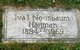 "Iva Belle ""Ivy"" <I>Neusbaum</I> Hartman"