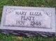 Mary Elisa <I>Rowe</I> Platt
