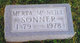 Merta Edna <I>McNeill</I> Sonner