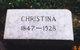 Christina <I>Milligan</I> Lauder