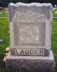 Minnie Nettie <I>Lauder</I> Lauder