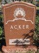 Clara M Acker