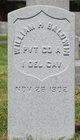 William H Baldwin