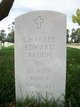 Profile photo:  Charles Edward Baugh
