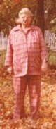 Profile photo:  Ethel M Cole