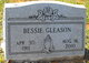 Profile photo:  Bessie <I>Henderson</I> Gleason