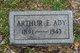 Arthur Elroy Ady