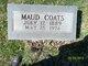 Maud Pearl <I>Higgs</I> Coats
