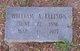 William A. Ellison