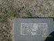 """Susan """"Susie"""" <I>Coats</I> Cox"""