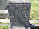 Profile photo:  Annie L. <I>Miller</I> Murphy