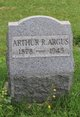 Profile photo:  Arthur R Argus