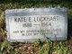 Profile photo:  Kate Ella <I>Stuart</I> Lockhart