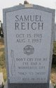 Samuel Reich