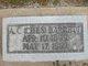 """Profile photo:  Abram Chesley """"Ches"""" Barrett, Jr"""