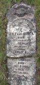 Mary Ann <I>Graves</I> Faulconer