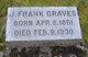 James Frank Graves