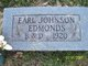 Earl Johnson Edmonds