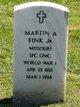 Martin August Fink, Jr