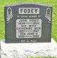 Catherine Ann <I>Deir</I> Fodey