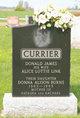 Donna Allison <I>Currier</I> Burns